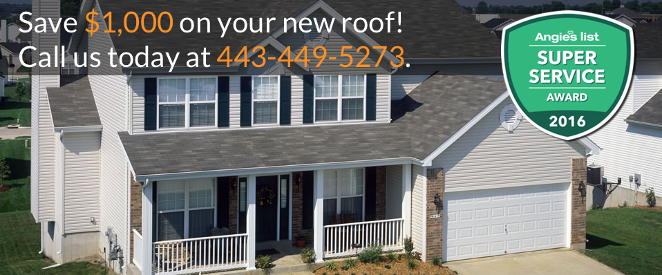 Home | Cox Roofing | Baltimore Roofing Contractor
