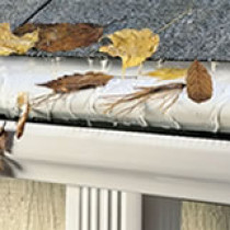 Does Gutter Protection Work? - Cox Roofing