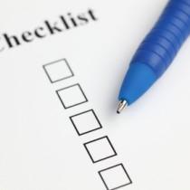 Roofing Contractor Checklist
