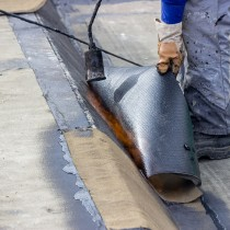 Torchdown Roof - Cox Roofing