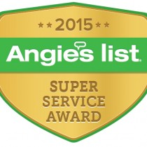 Cox Roofing Earns 2015 Angie's List Super Service Award - Cox Roofing
