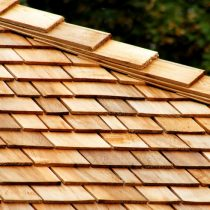 Cedar Roof Shakes - Cox Roofing