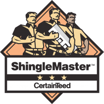 Cox Roofing Now Baltimore CertainTeed-Certified ShingleMaster