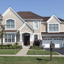 December Model Home Search - Cox Roofing