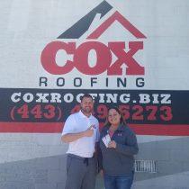 Metallica Concert Winner! | Cox Roofing