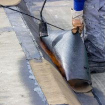 Torch Down Roofing - Cox Roofing