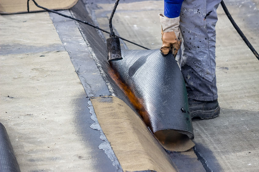 Tri Ply Roofing Membrane