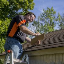 Storm Repair - Cox Roofing