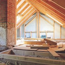 Attic Insulation - Cox Roofing