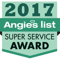 angie's list super service - Cox Roofing