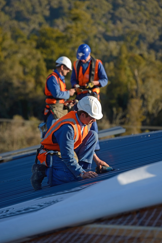 Commercial Roofing - Cox Roofing