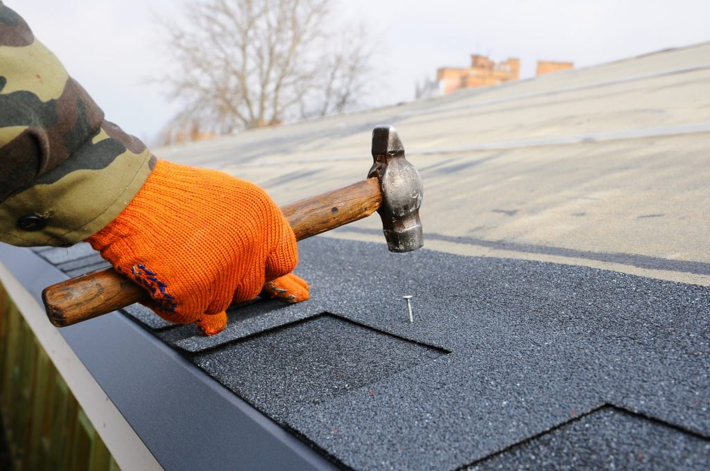 roofing company in Edgewood -- Cox Roofing
