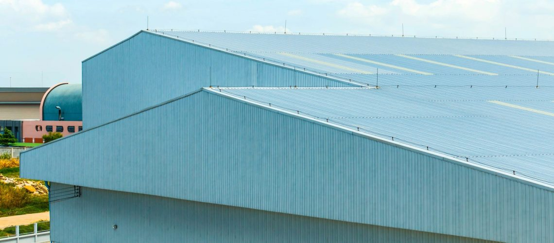 commercial roofing in Howard County -- Cox Roofing
