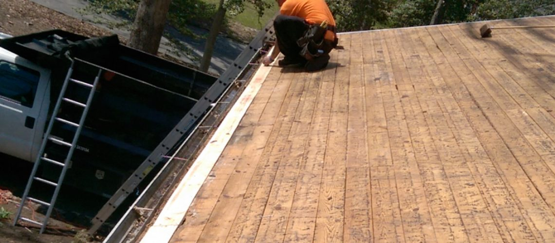 Commercial Roof Repair - Cox Roofing