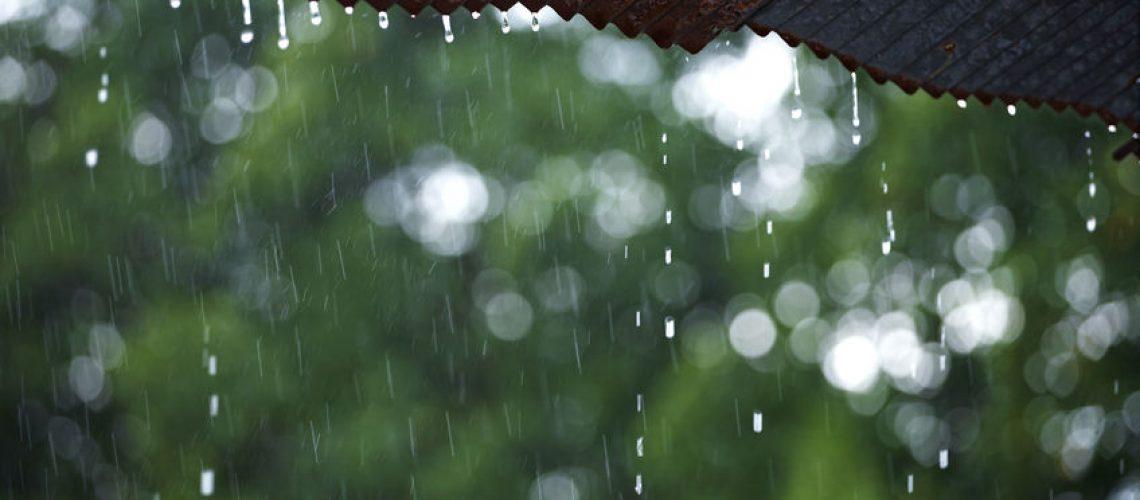 Rainy Roof - Cox Roofing
